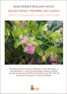 Cartão de fim de ano e férias 3