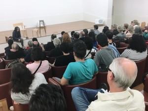"""Lançamento do documentário  """"Nervo Óptico, um olhar global na solidão local"""" no Cine Iberê Camargo"""